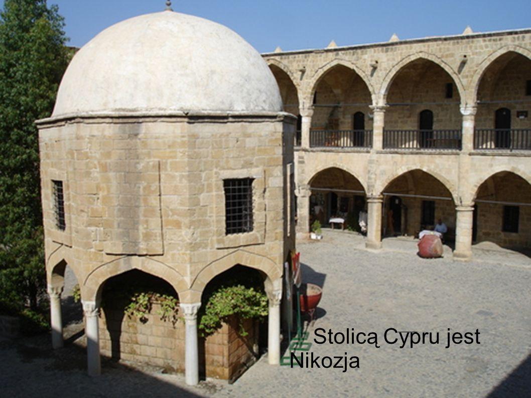 Stolicą Cypru jest Nikozja