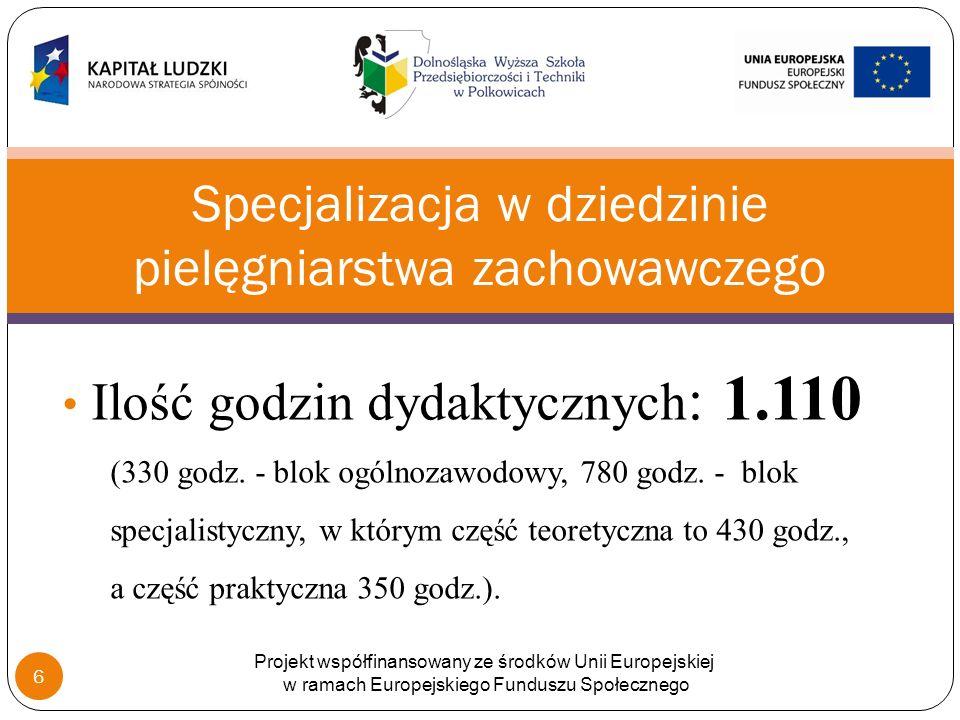 Dolnośląska Wyższa Szkoła Przedsiębiorczości i Techniki w Polkowicach www.zdrowie.dwspit.pl ul.