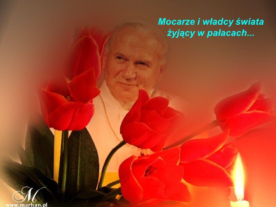 Mocarze i władcy świata żyjący w pałacach...