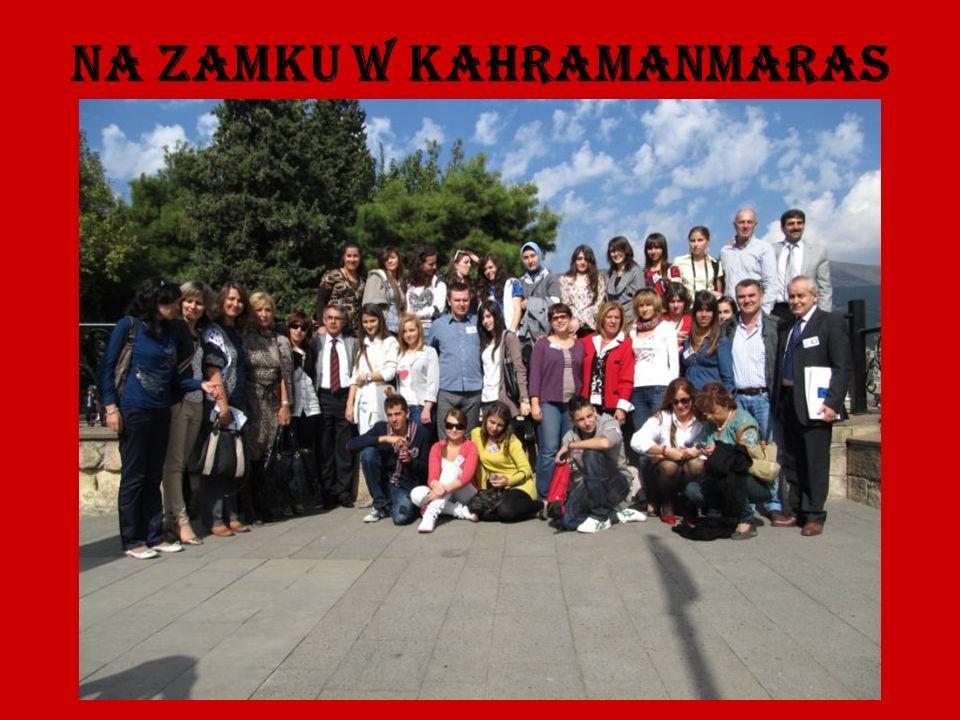 Na Zamku w Kahramanmaras