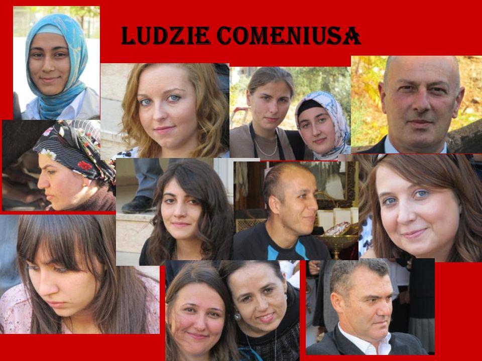 Ludzie Comeniusa