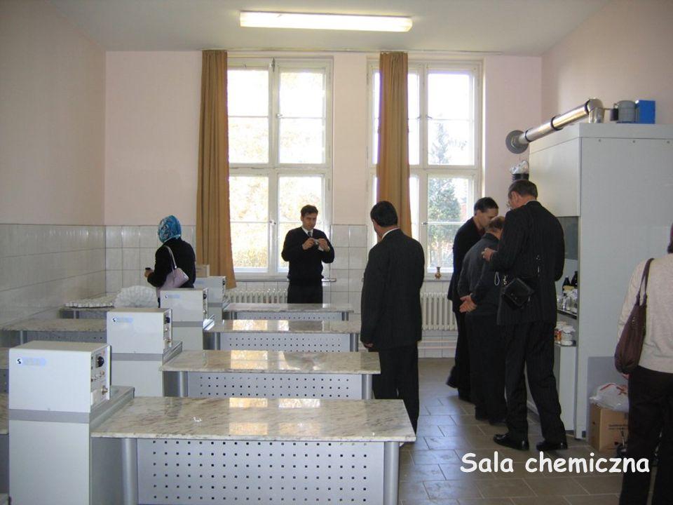 Sala chemiczna