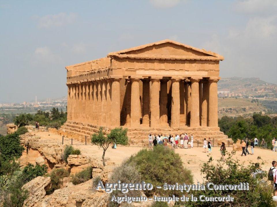 Agrigento – amfiteatr Agrigento - amphithêatre