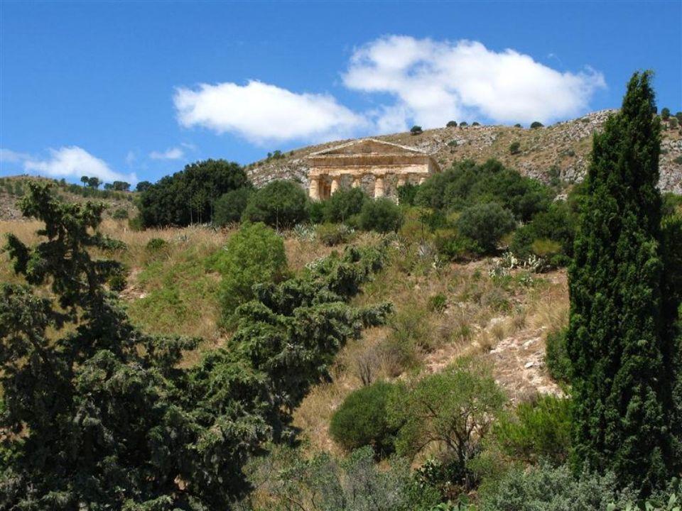 Agrigento – świątynia Junony Agrigento – temple de Junon