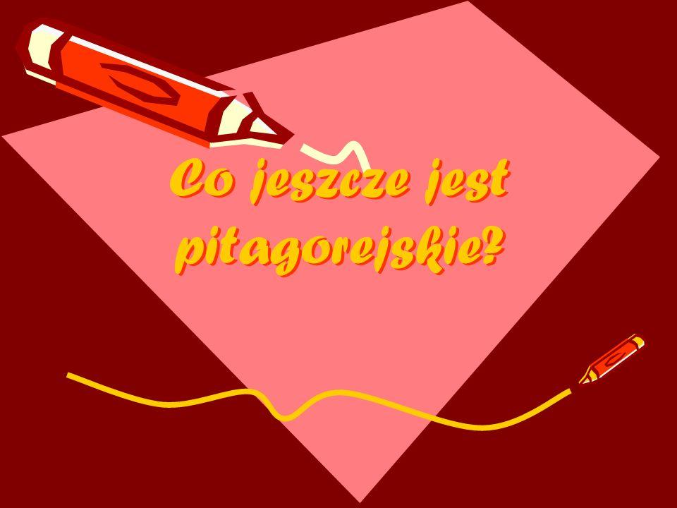 Kilka słów o Pitagorasie Pitagoras(Πυθαγόρας) urodził się ok.