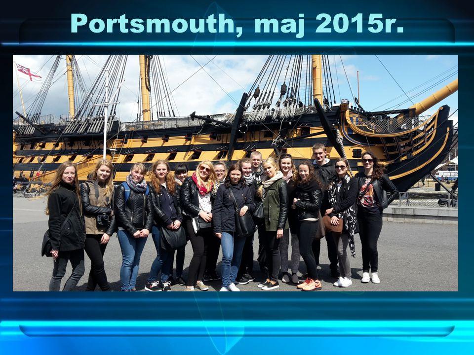 Portsmouth, maj 2015r.