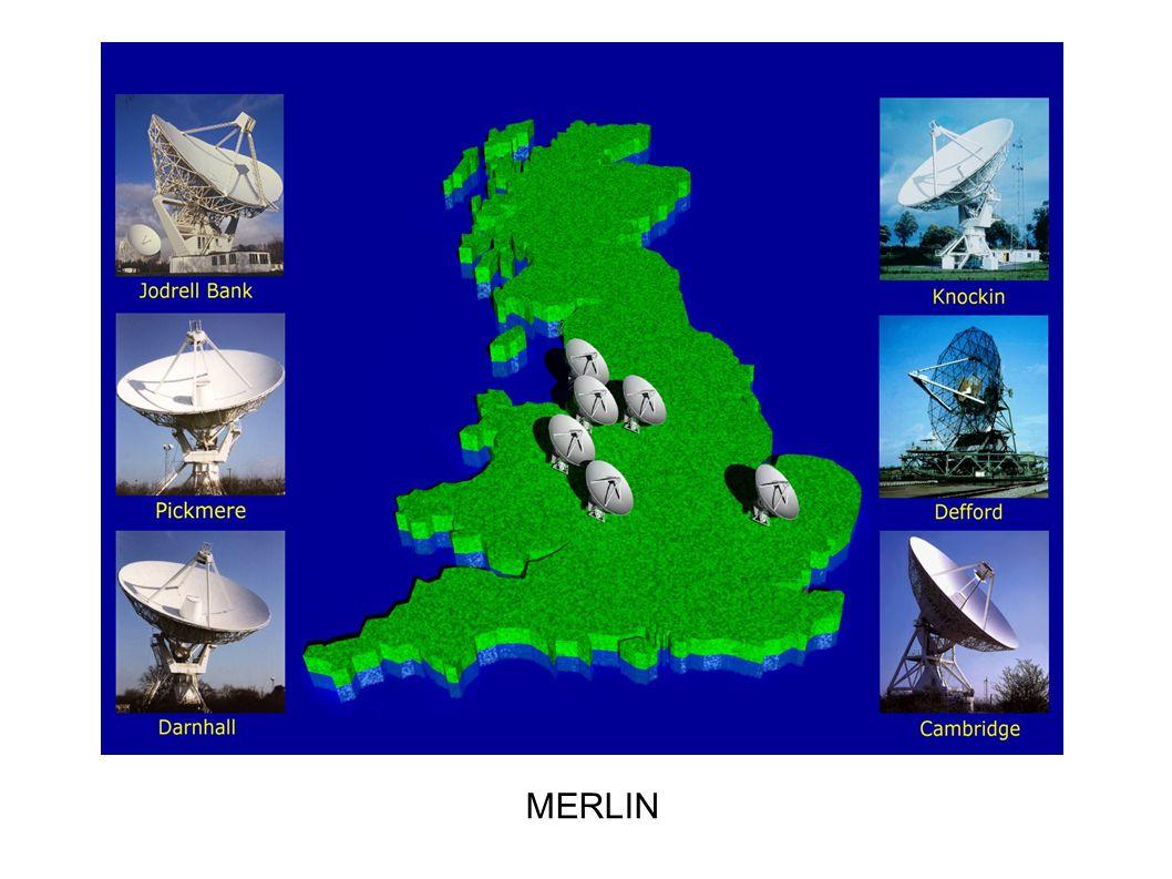 MERLIN......ma (na fali 6 cm) tę samą zdolność rozdzielczą co HST w świetle widzialnym: 0 ,04.