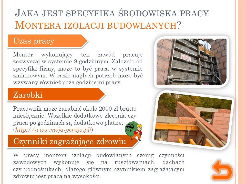 """""""Podstawowe izolacje budowlane , A.Kaczkowska, """"Podstawy organizacji budowy , K."""