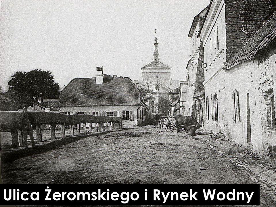 Rynek wodny 1914 r.