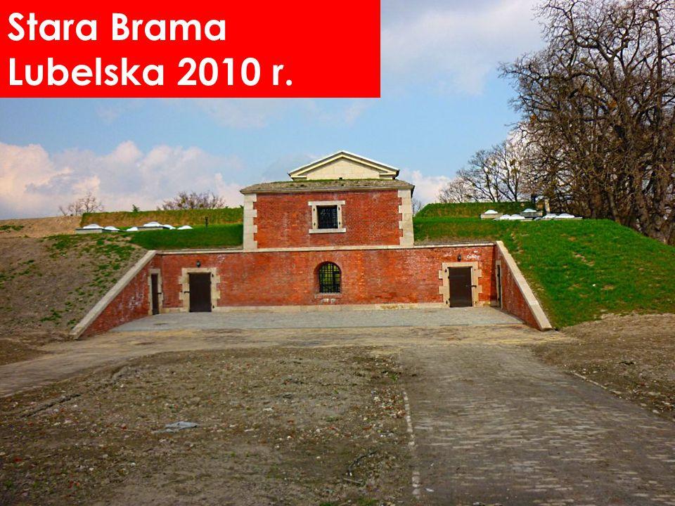 Stara Brama Lubelska 1975 r.