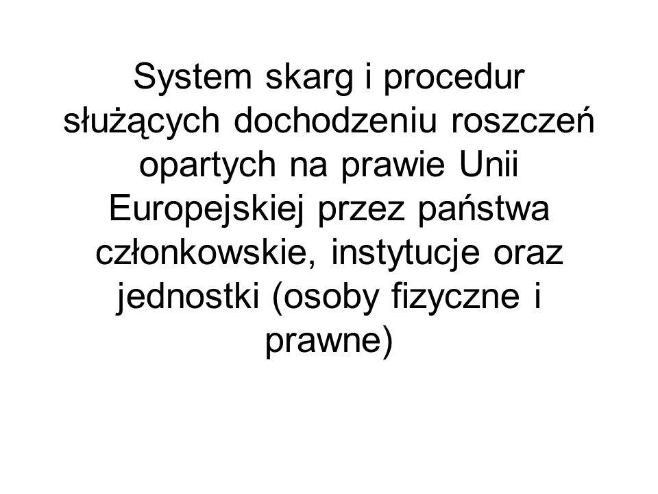 Jurysdykcja Trybunału Sprawiedliwości Kompetencja ma jednak charakter powierzony – obszar stosowania i wykładni Traktatu