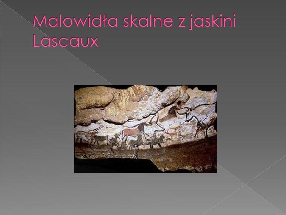  Powstały około 10000 roku p.n.e Prawdopodobnie używane były liczne mniej niż symbole np.ułożone stosy kamieni, symbole wyryte w drewnie czy ziemi.ale również malowidła ścienne.