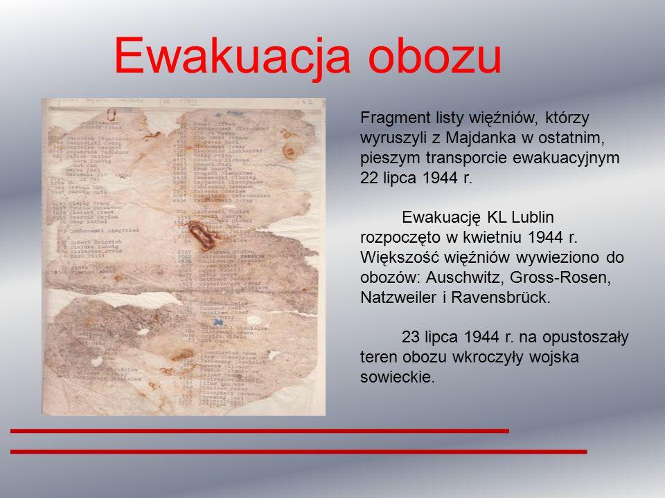 W dniu 3 listopada 1943 r. na Majdanku miała miejsce największa w dziejach obozów egzekucja ponad 18 tysięcy Żydów. Akcja została przeprowadzona pod k