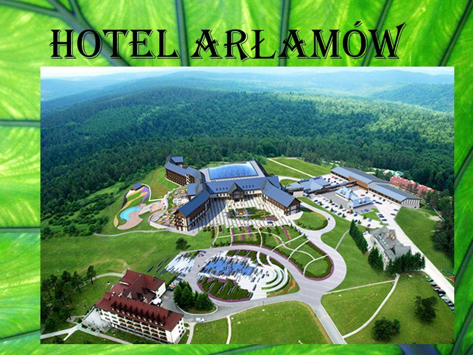 HOTEL AR Ł AMÓW