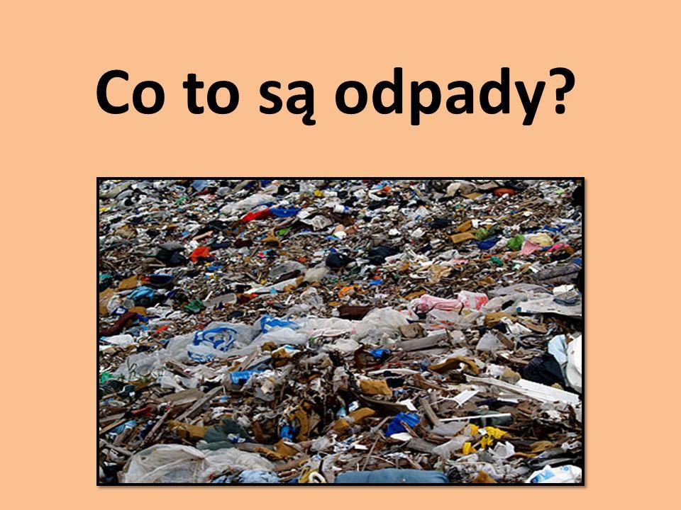 Co to są odpady?
