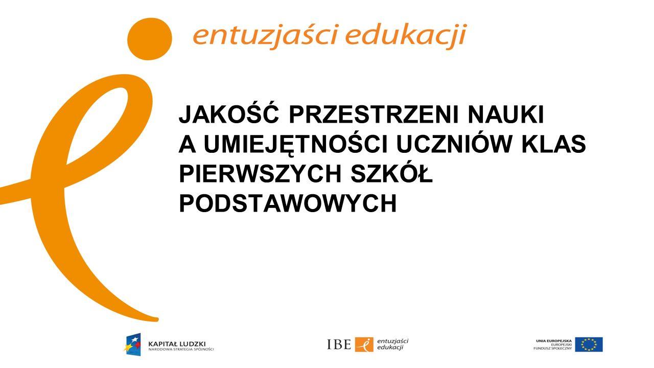 Informacje o badaniu ilościowym Instytut Badań Edukacyjnych przeprowadził Badanie trafności i rzetelności testów TUNSS i TPR – Pierwszoklasista 2014 z udziałem ponad 1200 uczniów klas pierwszych w polskich szkołach podstawowych w roku szkolnym 2014/2015.