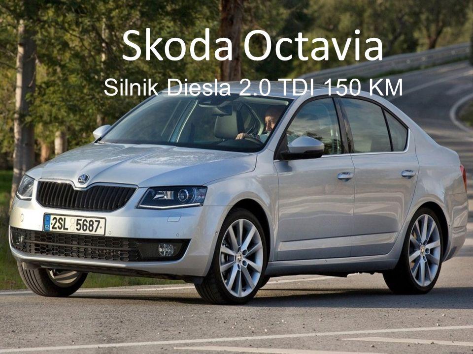 Skoda Octavia Silnik Diesla 2.0 TDI 150 KM