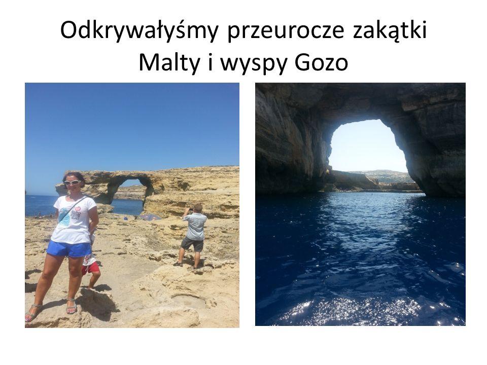 Odkrywałyśmy przeurocze zakątki Malty i wyspy Gozo