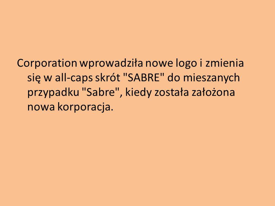 Corporation wprowadziła nowe logo i zmienia się w all-caps skrót