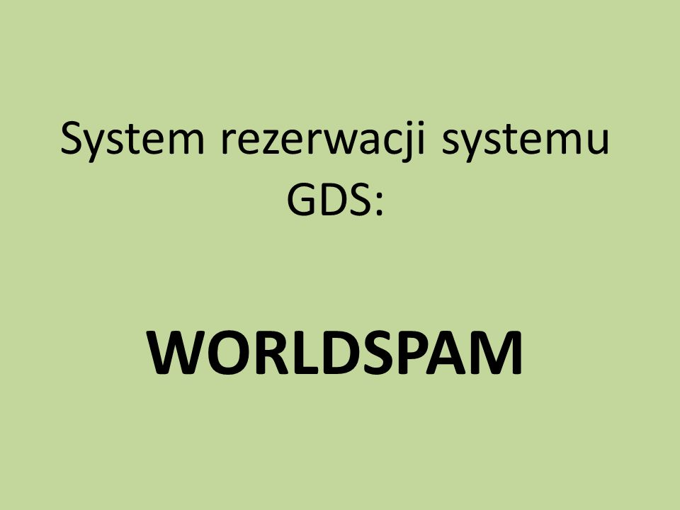 Worldspan, platformy Travelport jest liderem w dziedzinie podróży Web-based e-commerce, oferując rozwiązania do prowadzenia wszystkich aspektów podróży służbowych w internetowym kanale.