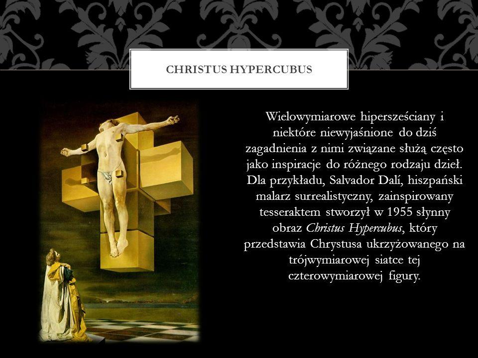 Hipersześcian jest również motywem przewodnim opowiadania pt.