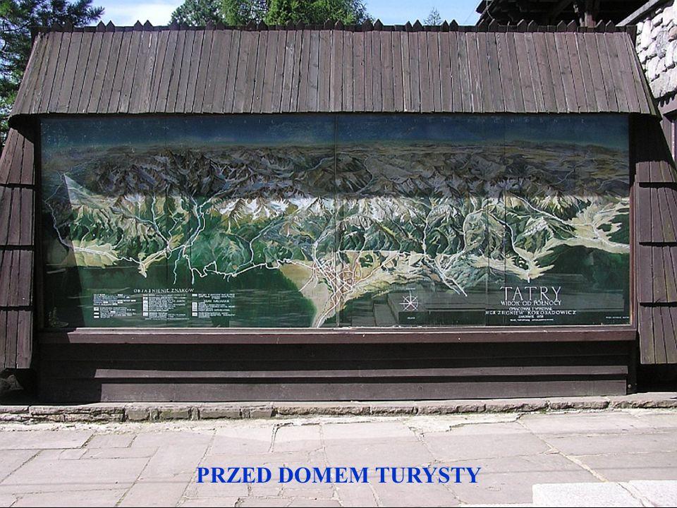 DOM TURYSTY MA NAJWIĘKSZY DACH Z GONTA W EUROPIE