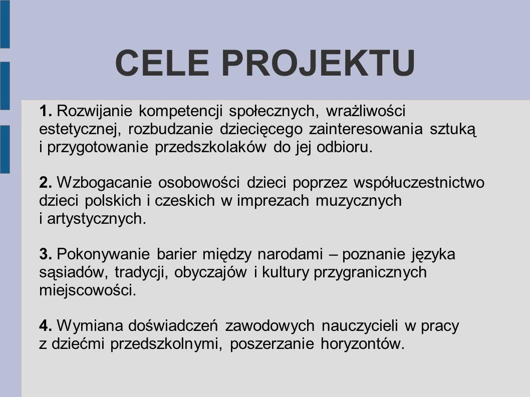 CELE PROJEKTU 1.