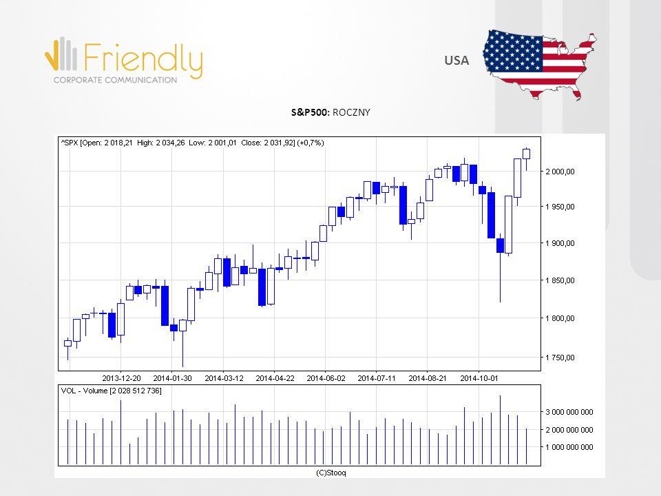 S&P500: ROCZNY USA