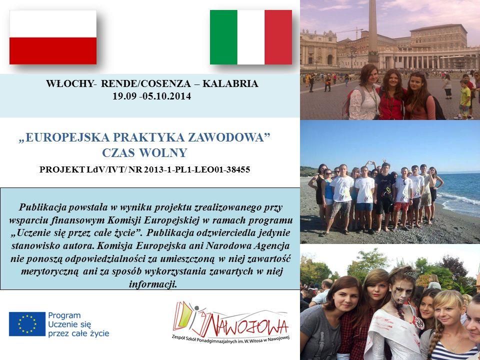 """Zwiedzanie Paoli oraz plażowanie W weekend udaliśmy się całą grupą do miejscowości o nazwie """"Paola ."""
