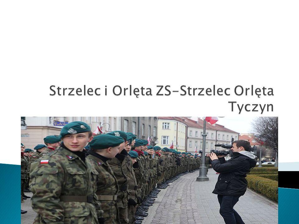  Strzelcy i Orlęta jest to młodzież w pełni patriotyczna.