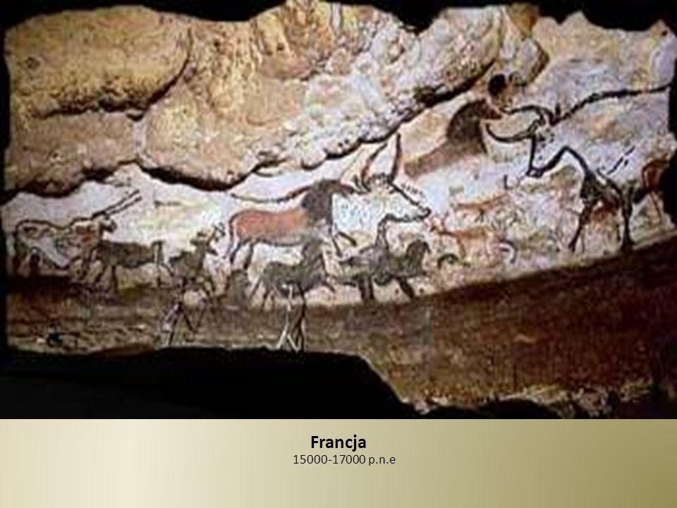 Francja 15000-17000 p.n.e