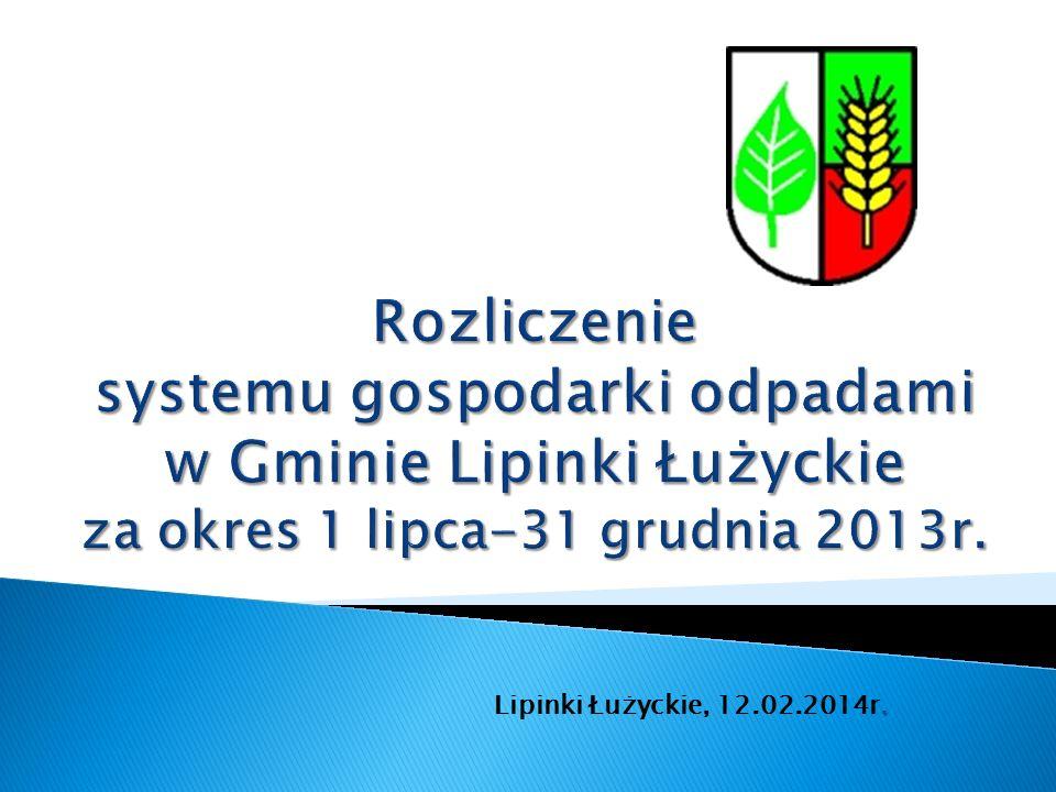 . Lipinki Łużyckie, 12.02.2014r.