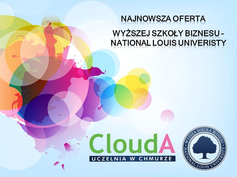 CloudA, nowoczesna platforma edukacyjna.Studia podyplomowe w modelu CloudA.