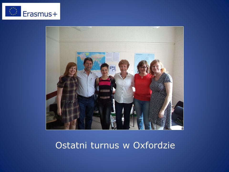 Ostatni turnus w Oxfordzie