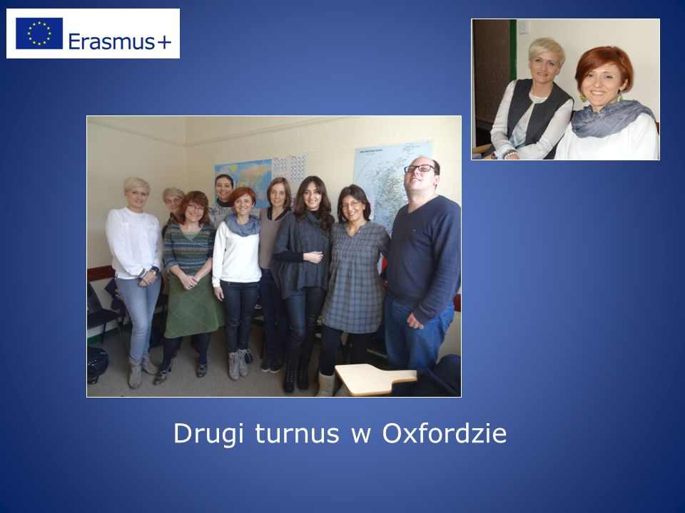 Drugi turnus w Oxfordzie