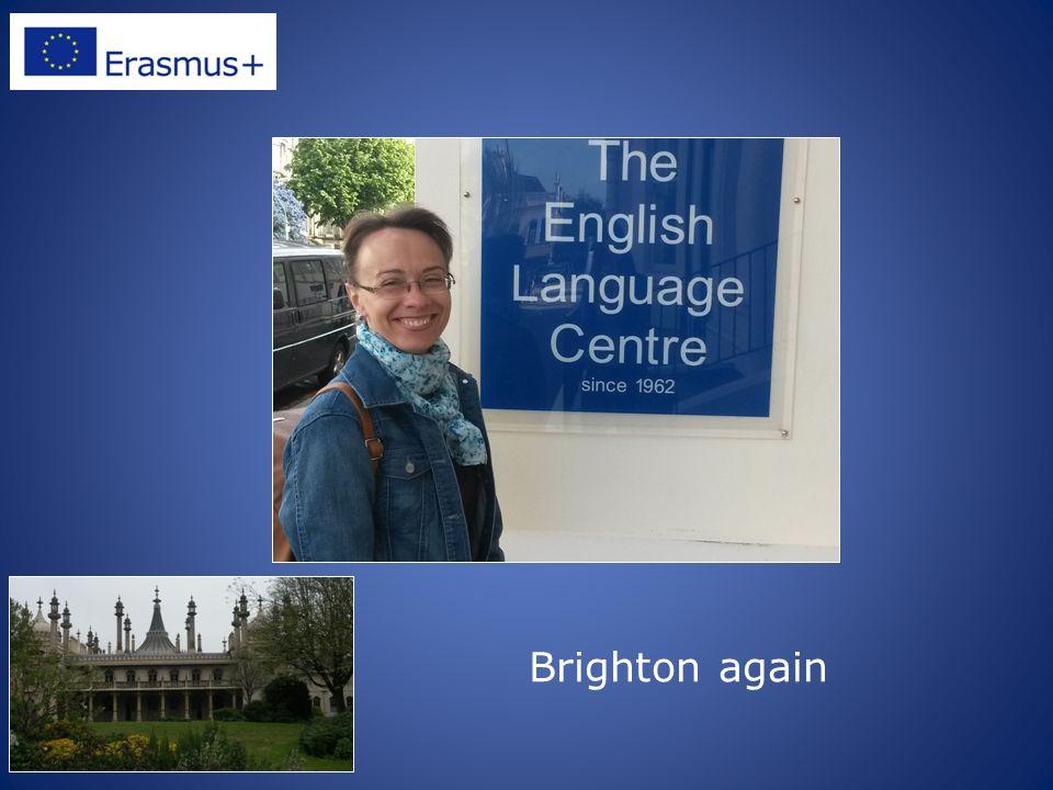 Brighton again