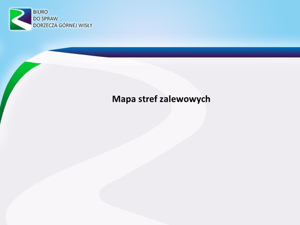 Mapa stref zalewowych