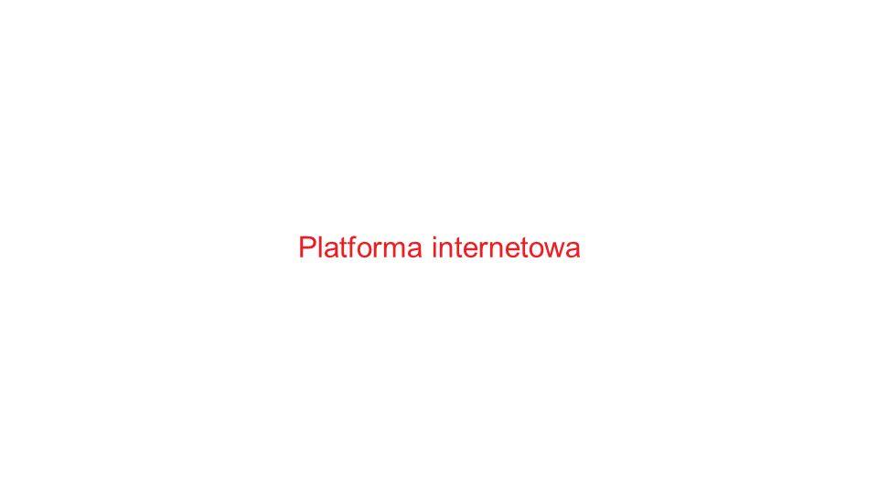Platforma internetowa