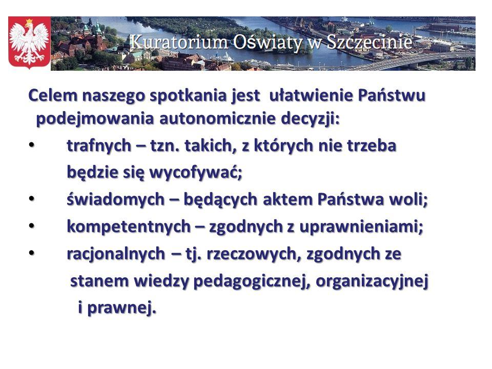 33 6) umożliwienie nauczycielom doskonalenia organizacji i metod pracy dydaktyczno-wychowawczej.