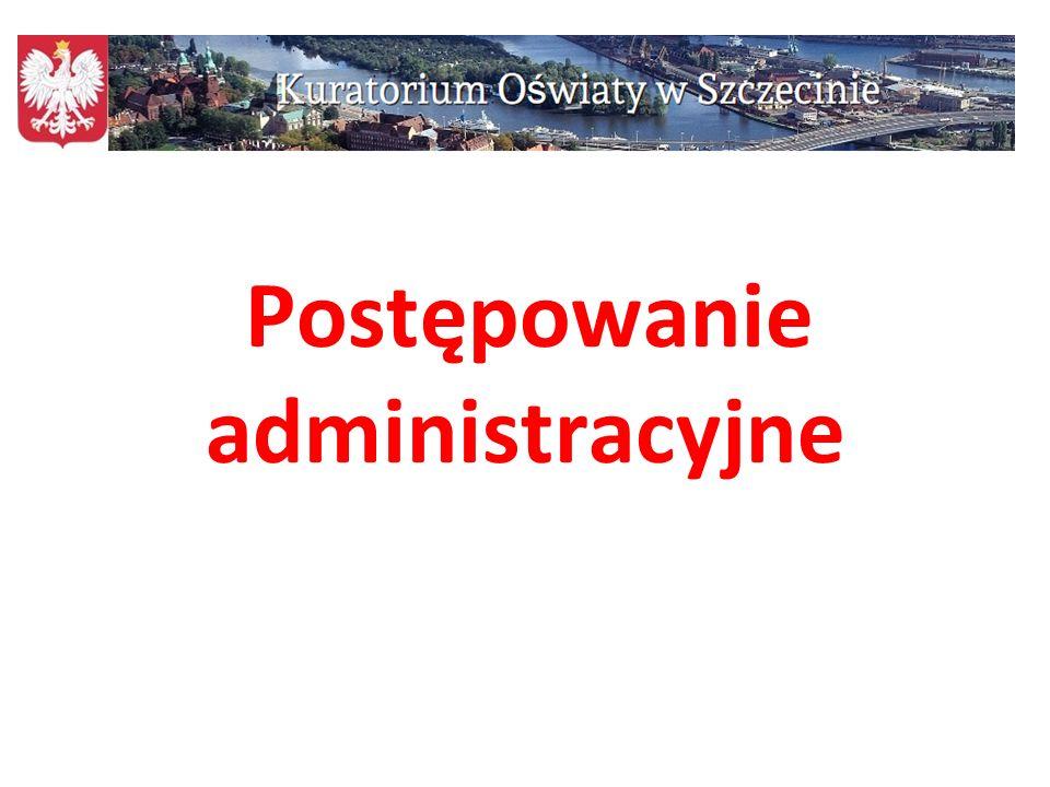 93 Postępowanie administracyjne