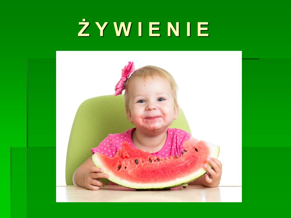 W naszym przedszkolu staramy się, aby dzieci były zdrowo żywione, dlatego:  Warzywa i owoce podawane są do każdego posiłku.