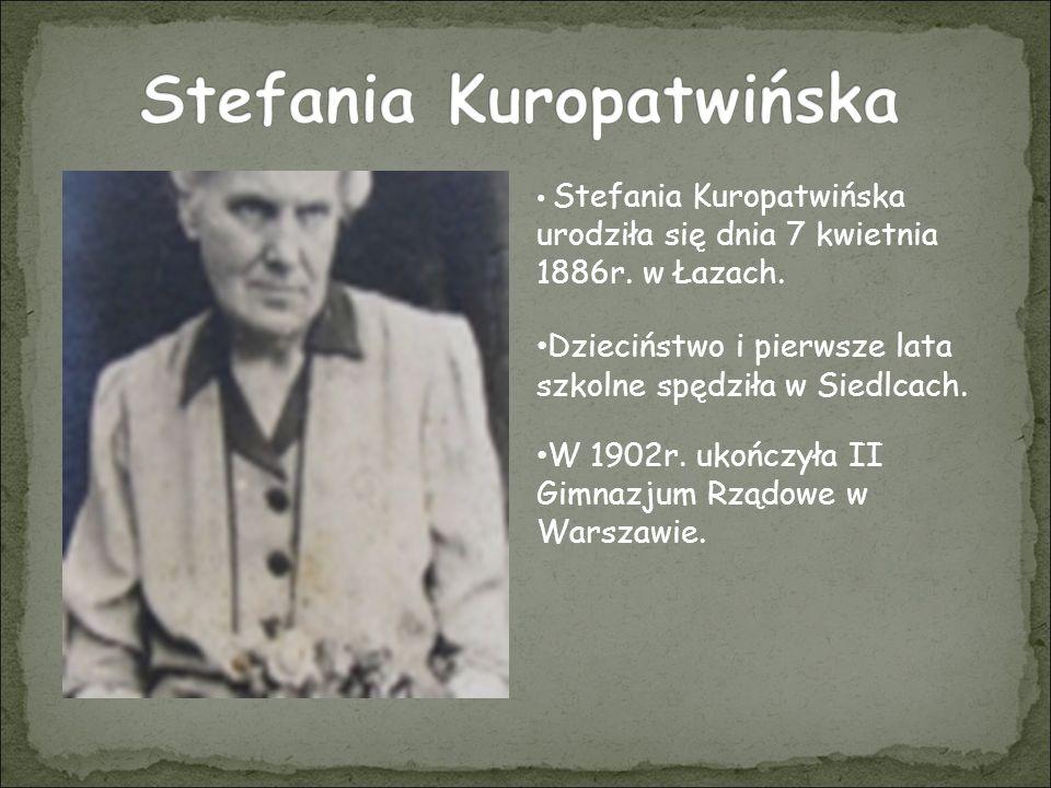 Urodził się 23 sierpnia 1888 r.w Kielcach.