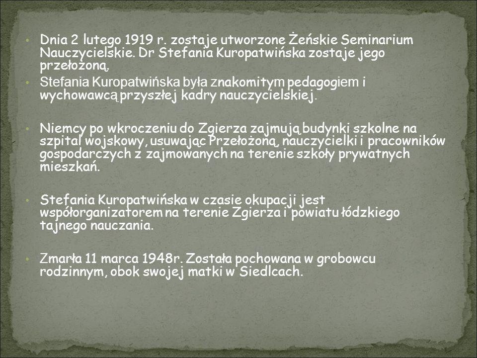 Jan Świercz to w historii Zgierza najdłużej sprawujący władzę burmistrz, a następnie prezydent.