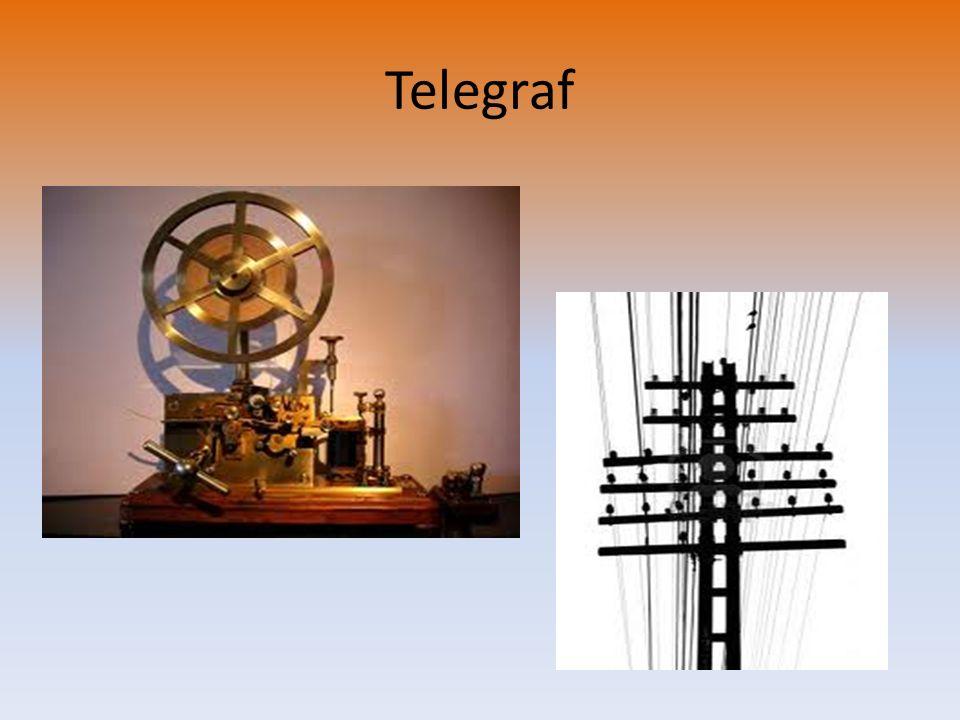 Rozwój telefonii cyfrowej i internetu.