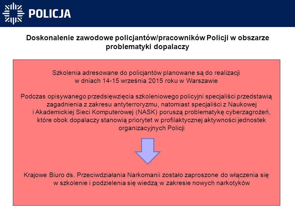 PREWENCJA POLICJI DZISIAJ – PERSPEKTYWY I WYZWANIA
