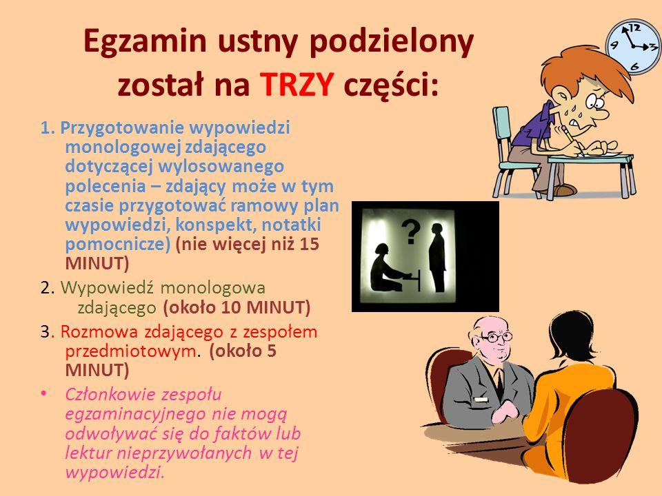 Zestaw na egzaminie maturalnym z języka polskiego może zawierać: Teksty literackie Teksty kultury (w tym teksty IKONICZNE) Odwoływać się do wiedzy z poprzednich etapów edukacyjnych Odwoływać się do działu nauki o języku (np.