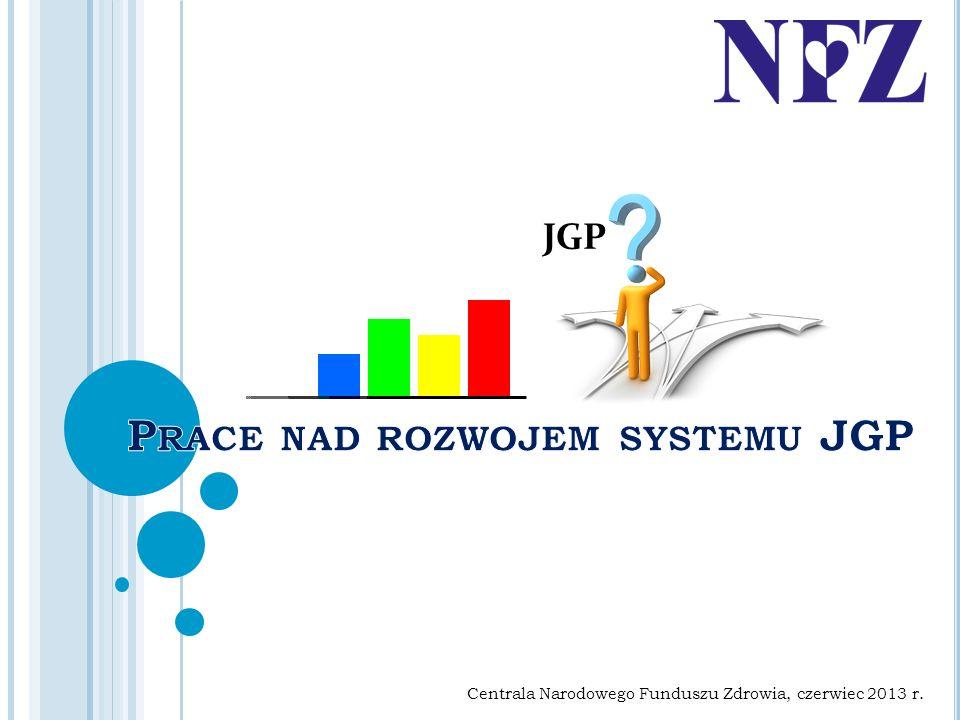 Centrala Narodowego Funduszu Zdrowia, czerwiec 2013 r. JGP