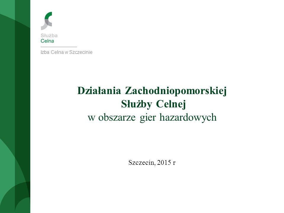 Normy prawne Rynek hazardu w Polsce regulowany jest ustawą z dnia 19 listopada 2009 r.