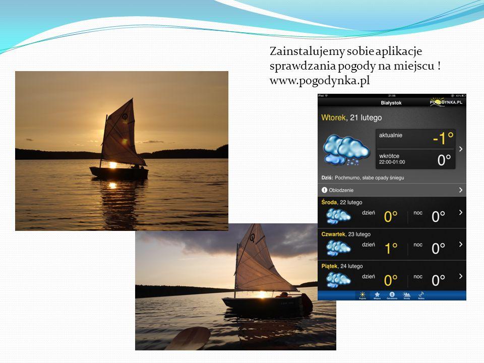 Zainstalujemy sobie aplikacje sprawdzania pogody na miejscu ! www.pogodynka.pl