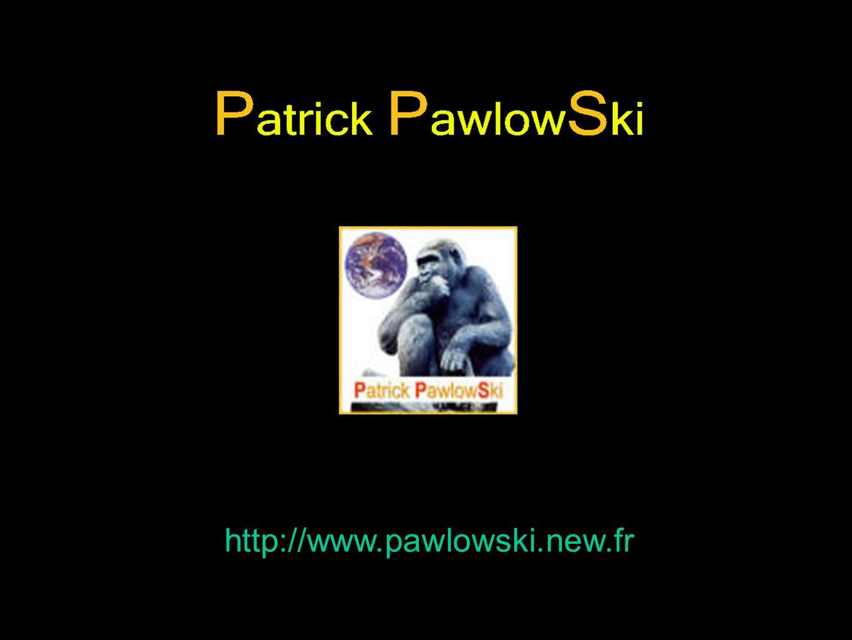 Dzień dobry ! Nazywam się Patrick Richard Pawłowska (Pawłowski). Urodziłem się 17 lutego 1951 o godz. 18.45 w Paryżu (13 dzielnica), na ulicy Tolbiac